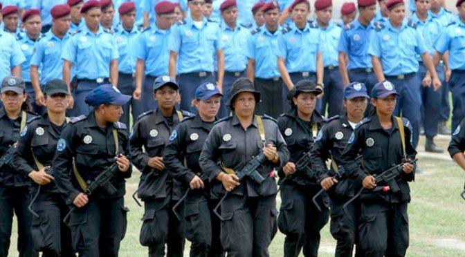 5 MIL POLICÍAS ESTARÁN DESPLEGADOS PARA LOS JUEGOS CENTROAMERICANOS
