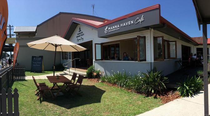 Restaurante vegano adventista clasificado Número 1 en sitio turístico australiano.