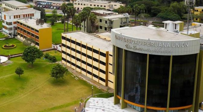Universidad adventista tiene una de las 10 mejores escuelas de medicina del Perú.