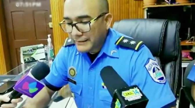 POLICIA NACIONAL ENCUENTRA A NIÑO QUE HABIA DESAPARECIDO EN ACOYAPA.