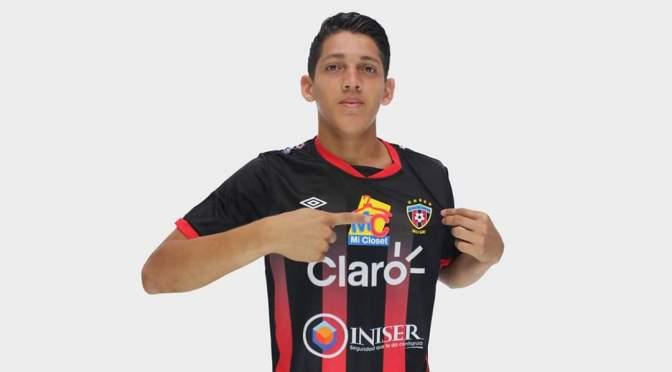 CHONTALEÑO JUGARÁ EN EL WALTER FERRETTI.