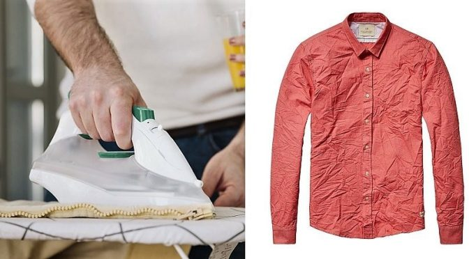 No planchar la ropa: La nueva tendencia para evitar el calentamiento global.