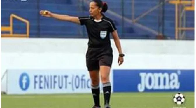 Por primera vez en la historia, una nicaragüense dirigirá final en torneo CONCACAF.