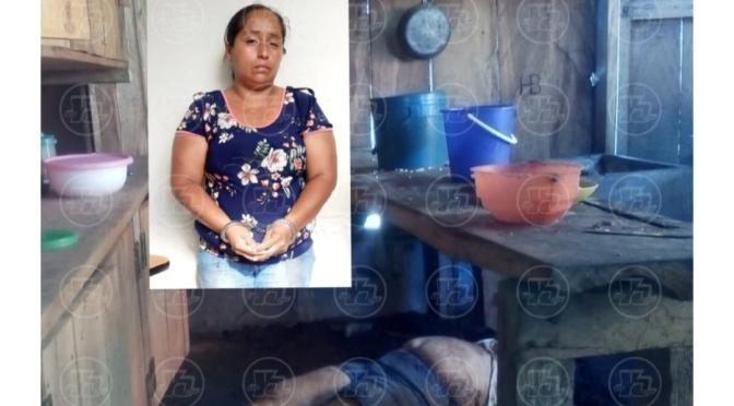 Mujer de 40 años mata a puñaladas a jovencita en Río San Juan.