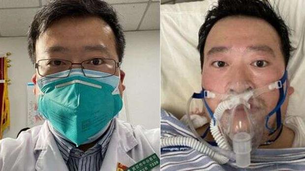 Muere por el coronavirus el médico chino que alertó sobre la enfermedad.