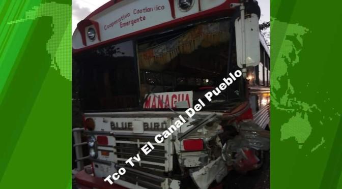 Accidente de tránsito deja como Resultado una persona fallecida en San Lorenzo, Boaco.
