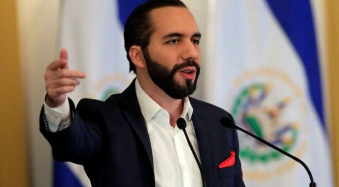 El Salvador prohíbe la entrada a viajeros de Italia y Corea del Sur.