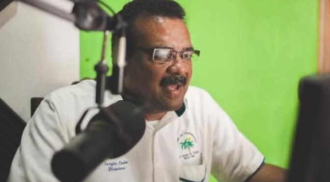 MUERE SERGIO LEÓN DIRECTOR DE RADIO LA COSTEÑISIMA.