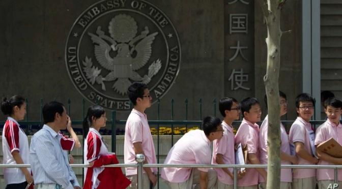 EE.UU. no obligará a estudiantes extranjeros a estar en el campus.