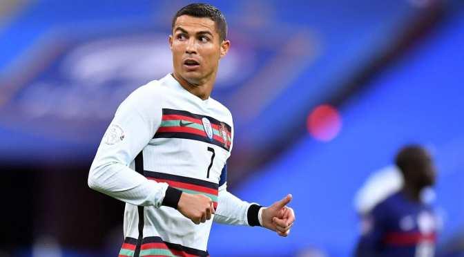 Cristiano Ronaldo da positivo al coronavirus.