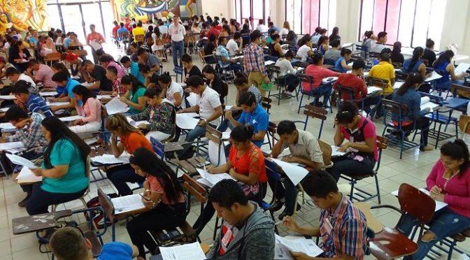 Nicaragua: eliminan examen de admisión 2021 en universidades públicas.