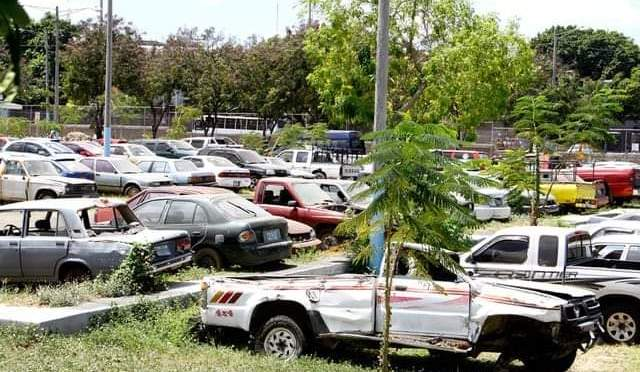 Alcaldía de Managua devolverá sin costos vehículos detenidos en el depósito.