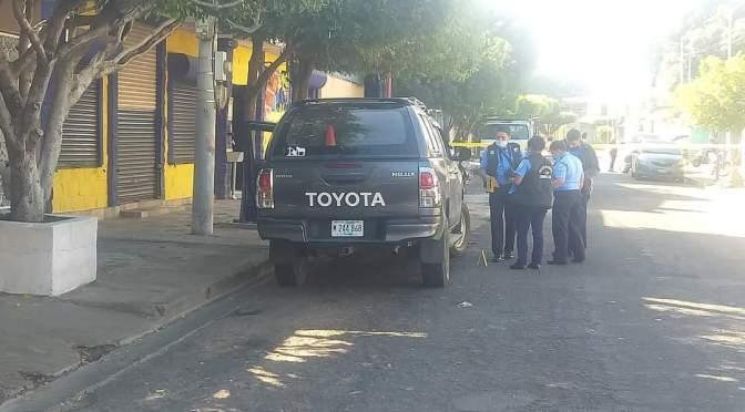 Asesinan a gerente de ISA Safety comercial en Managua.