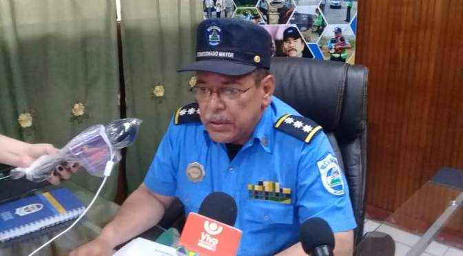 POLICÍA NACIONAL EN CHONTALES INCAUTA 3 KILOS DE COCAÍNA.