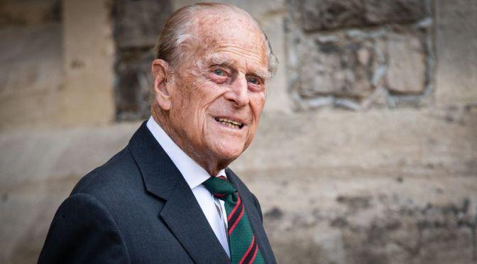 Muere el príncipe Felipe, esposo de la reina Isabel II, a los 99 años.