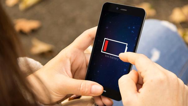 9 trucos para que la batería de tu celular dure más.