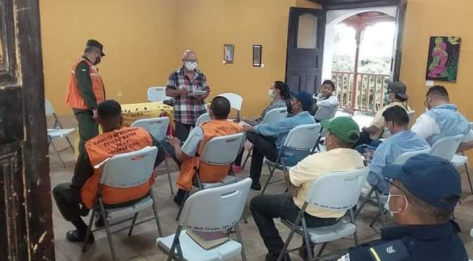 COMUPRED AFINA DETALLES PARA II EJERCICIO NACIONAL DE PREPARACIÓN Y PROTECCIÓN DE LA VIDA EN JUIGALPA.
