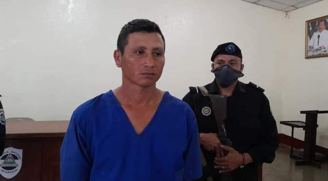 POLICÍA NACIONAL CAPTURA DELINCUENTE AUTOR DE MUERTE HOMICIDA EN PERJUICIO DE JOSÉ MAURICIO GONZÁLEZ VARGAS (Q.E.P.D)