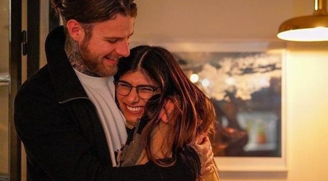 ¡Se acabó el amor! Mia Khalifa y su esposo se separaron.