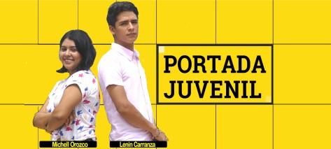 portada de portada juvenil