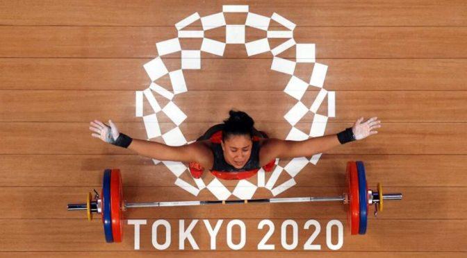 Sema Nancy Ludrick cumplió con  éxito su participación en los Juegos Olímpicos.