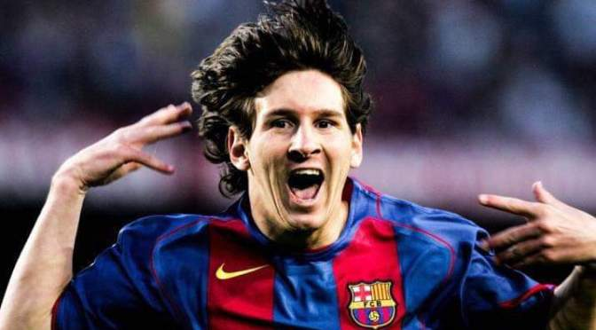 Leo Messi se va del Barcelona.