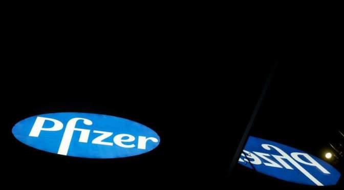 Pfizer inicia prueba de una píldora anticovid.